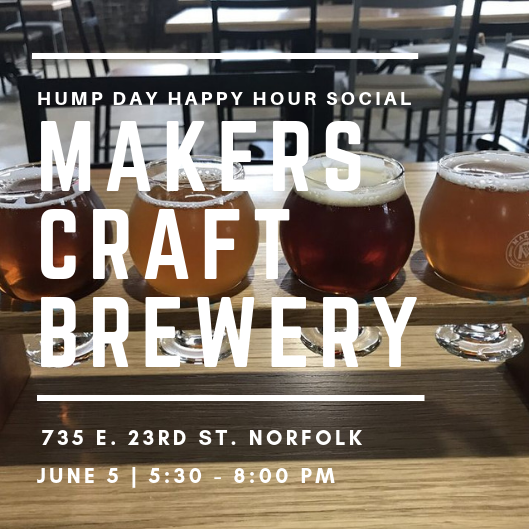 IFMA and USGBC Hump Day Happy Hour @ Makers Craft Brewery